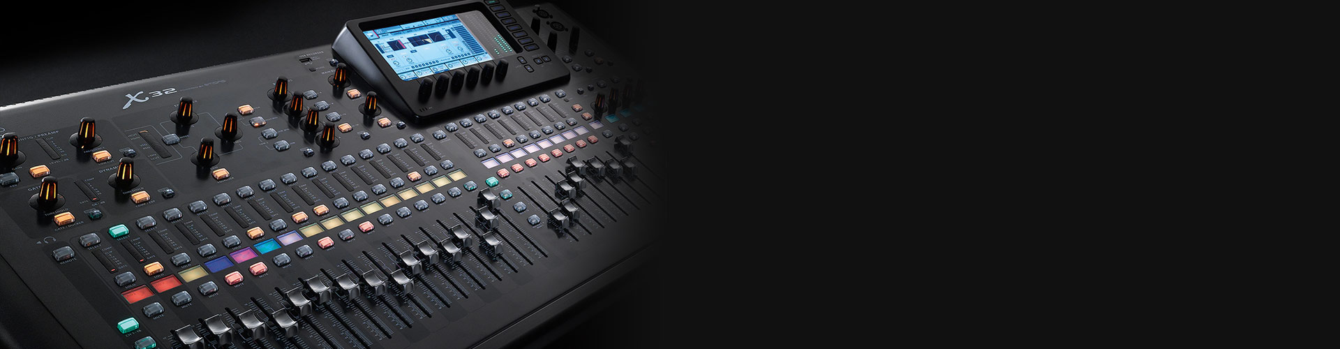 hire a digital mixing desk birmingham