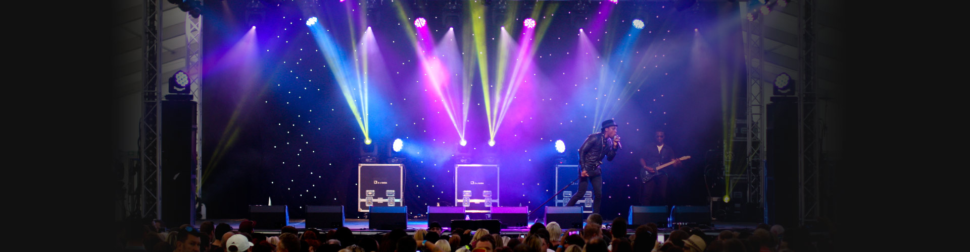 lighting hire birmingham