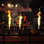 fire stage hire