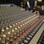 mixing desk hire